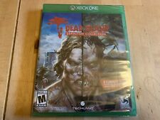NEW Dead Island Definitive Collection XBOX ONE (2 Full Games + Bonus Retro Game)