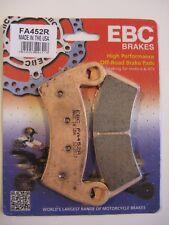 EBC FA452R sintered brake pads (pair) fits Polaris