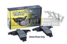FRONT Ceramic Brake Pads Fits 79-86 Chevrolet C20W/Hardware Kit