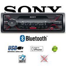 Sony DSX-A410BT  Bluetooth MP3 USB Autoradio 4x55Watt Radio 12V Telefon Streamen