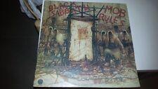 BLACK SABBATH mob rules ISRAEL ISRAELI LP 1981