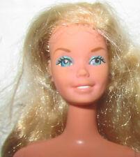 Barbie Superstar con Orecchini Anello e scarpette mattel doll SPESE GRATIS a76d388423e