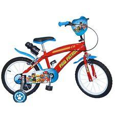 14 Zoll Kinderfahrrad Fahrrad Paw patrol 4 5 6 7 Jahren Disney Neu