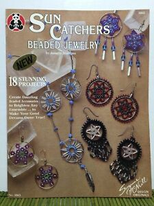 Suzanne McNeill Sun Catchers Beaded Jewelry #3065 Jeanette Shanigan 1994