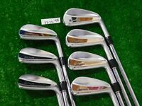 Srixon Z-Forged Irons 4-P Dynamic Gold S300 Stiff Steel Excellent
