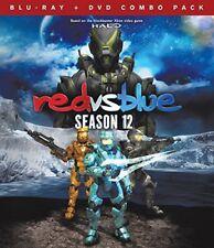 Red Vs Blue: Season 12 [New Blu-ray] 2 Pack, Widescreen