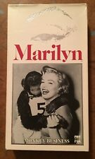 Monkey Business (VHS) Marilyn Monroe