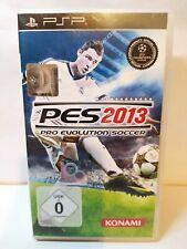 PES 2013 - PSP - Playstation Portable - Spiel - Game - OVP #G