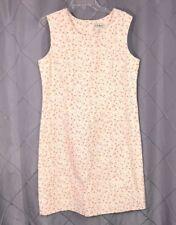 39e3ab573487e L.L. BEAN Women s Size 14 Floral Shift Tank Dress