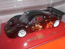 BBR458GT2DRAG BBR FERRARI 458 GT2 BLACK DRAGON WHITE WHEELS W.SHOWCASE 1:18