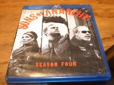 BluRay Sons of Anarchy Season 4 (TC)