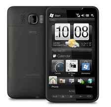 4.3'' HTC Touch HD2 Leo T8585 Black Windows System 512 MB - Unlocked Smartphone