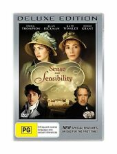 Sense And Sensibility (2-DVDS, 2009) DELUXE EDITION