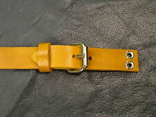 Austin Healey Leather Bonnet (hood) Strap