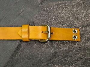 Austin Healey Leather Bonnet (hood) Strap