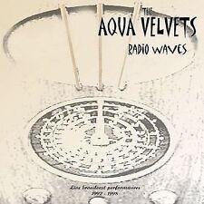 Radio Waves by Aqua Velvets (CD, Nov-2001, 2 Discs, Milan)