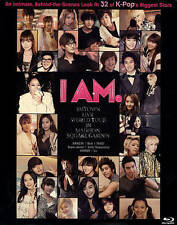 SMTOWN: I Am (Blu-ray Disc, 2012, 2-Disc Set)