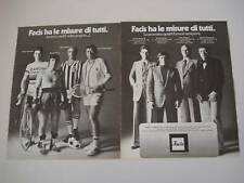 advertising Pubblicità 1974 FACIS/ARCARI/FELICE GIMONDI
