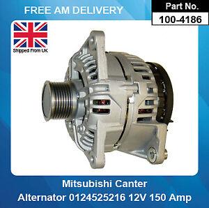 Alternator For Mitsubishi Fuso Canter 3.0 TD MK667725 ME230743