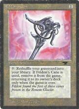 Magic the Gathering MTG Antiquities Feldon's Cane Card a
