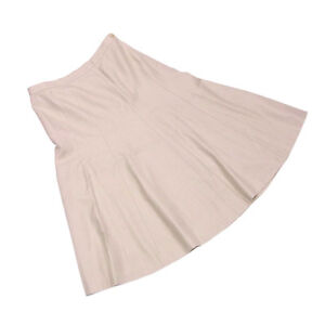 Burberry Skirts Beige Woman Authentic Used P653