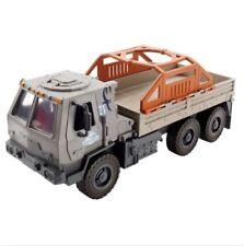 1:18  Army Cargo Oshkosh Tactical Truck fit  BBI Elite Force G I Joe  Figures