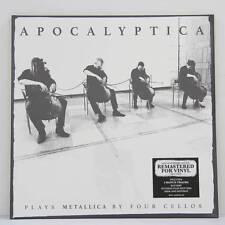 APOCALYPTICA - Plays Metallica ***180g Vinyl-2LP+ CD + 3 Bonustracks***NEW***