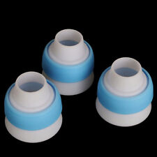 Icing Piping Russian Nozzles Bag Cream Converter Coupler Cake Decorating Tools