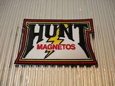 PATCH SEW ON HARLEY JOE HUNT MAGNETO EMBROIDERED LIGHTNING BOLT VEST JACKET
