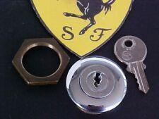 Ferrari Door Trunk Lock_Key