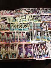 Lot Of (217)1984-85 O-Pee-Chee Hockey Stars In Nr/mt To MT Condition Bv $283