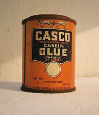Vintage Casco Casein Glue tin