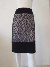 Jacqui E Hand-wash Only Knee-Length Regular Size Skirts for Women