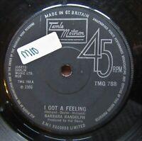 BARBARA RANDOLPH Northern Soul I Got A Feeling Tamla Motown TMG 788 1971