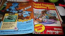 MAGAZINE MODEL ENGINEER EXHIBITION 1986  -langue anglaise