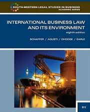 International Business Law and Its Environment, Eighth Edition