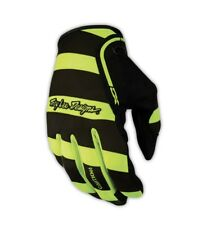 Troy Lee Designs XC Glove, Caution Flo Yellow/Black Small