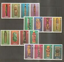 Oceania - Mint Never Hinged Stamps From Niue.