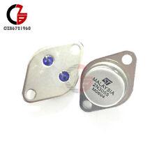 10PCS 2N3055 TO-3 NPN Amplifier Switch Transistor Audio Power Metal Case 15A/60V