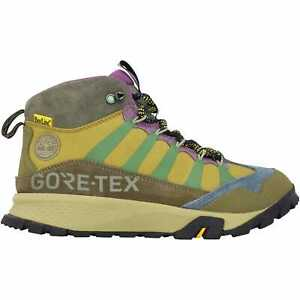 Timberland Garrison Trail GTX MID Hiker Beeline Blue Suede/Multi TB0A2NBC-078