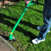 HEAVY DUTY 250W ELECTRIC GARDEN GRASS WEED TRIMMER CUTTER 240V POWER NEW