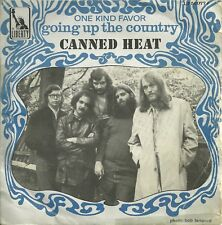 SP CANNED HEAT going up the country