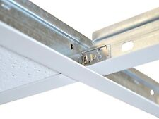 White Main Tee Section Runner 3.6 Meter - 3600mm Suspended Ceiling Grid Spares