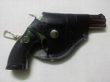 Gun shaped Cigarette Lighter Gas Refillable Jet Flame Windproof
