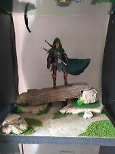 Custom diorama fallen tree marvel legends mythic legions