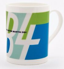 Aston Martin Heritage Mug in Original DB4 Design - Blue/Green