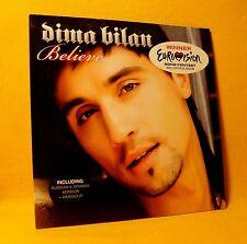 NEW Cardsleeve Single CD Dima Bilan Believe 3TR +Video Winner of Eurovision 2008