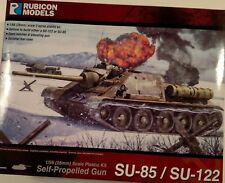 Rubicon Models: 280034 - Soviet Union SU-85 / SU-122 SPG for Bolt Action & WW2