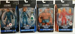 Marvel legends Walgreens exclusive  Fantastic Four, Thing, Human Touch,