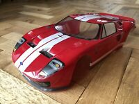 Rare. HPI Sprint 2 Ford GT complete Futaba Transmitter, Charger and Spares.
